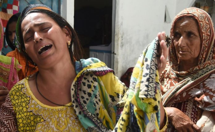 Salvata la pakistana costretta ad abortire