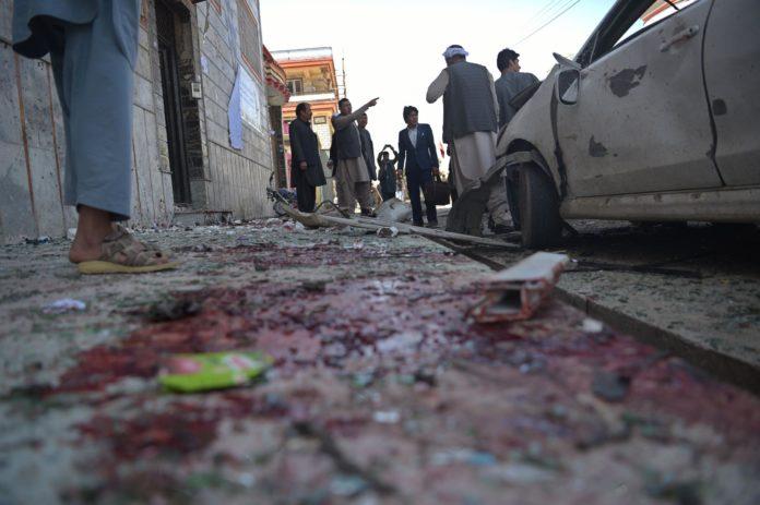Afghanistan terrore talebani