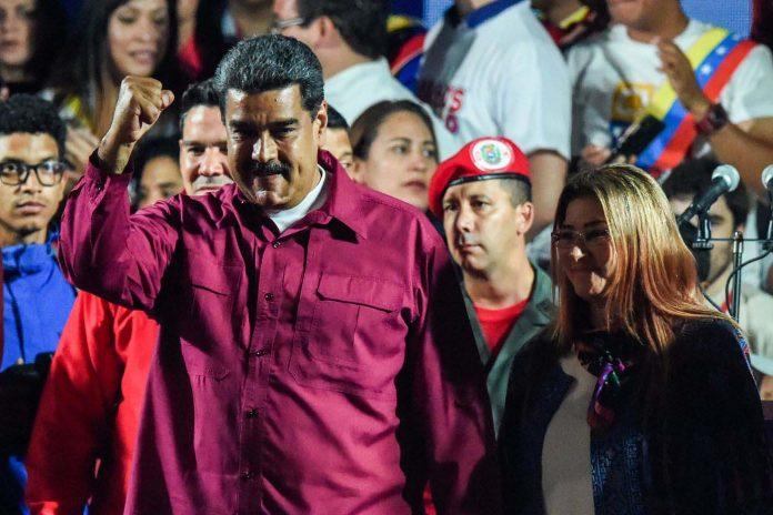 Venezuela, Maduro riconfermato presidente