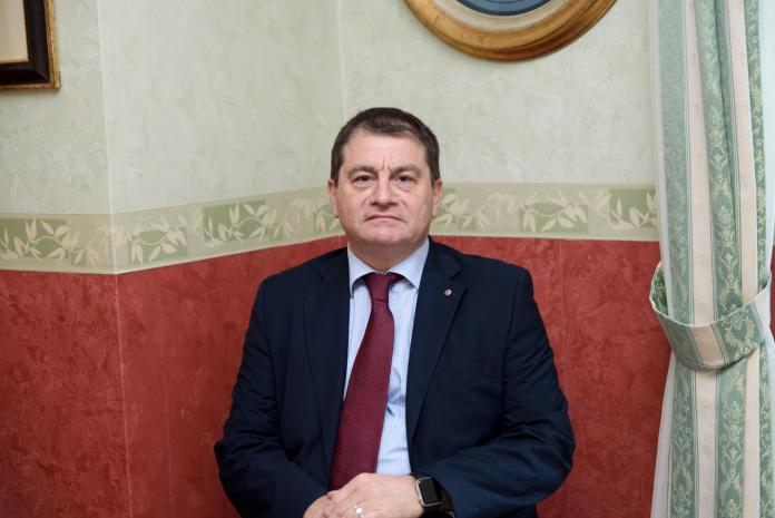 L'avvocato Gaetano Crisileo