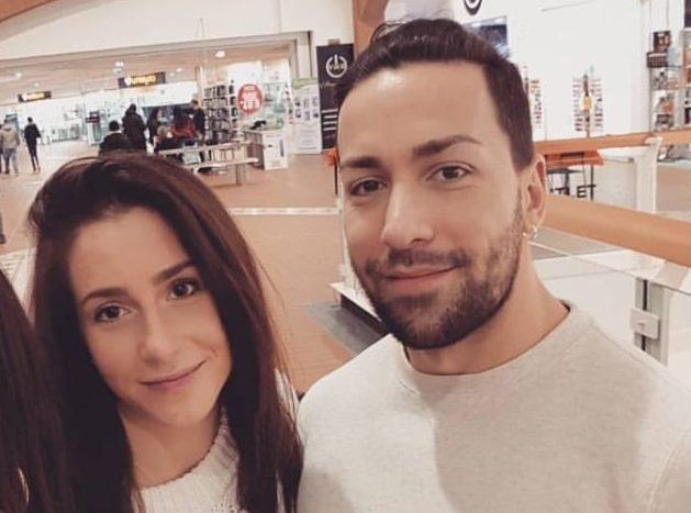 Lara Rosie Zorzetto e Michael De Giorgio