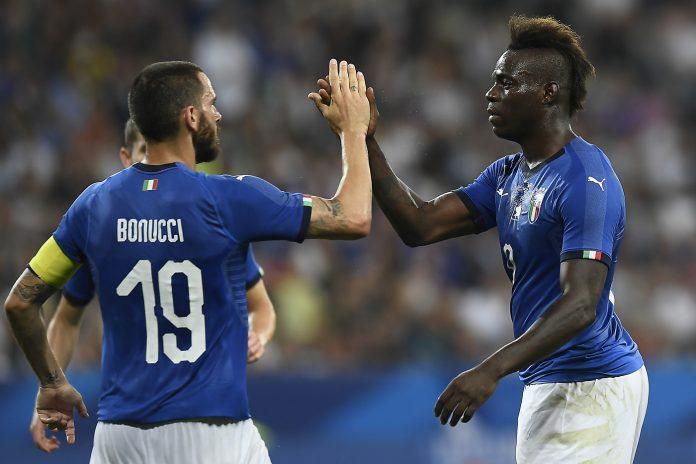 Francia vs Italia - Partita amichevole