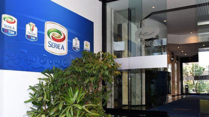 Lega Serie A calcio sede