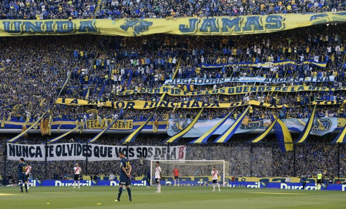 Boca contro River da leggenda