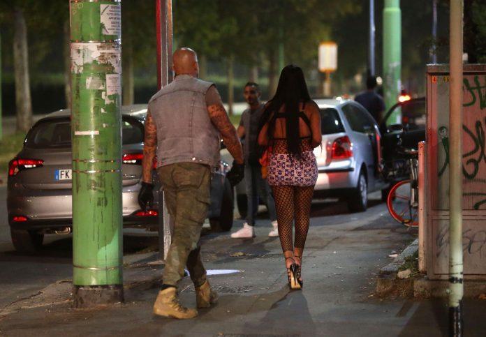 Prostituzione ed estorsione