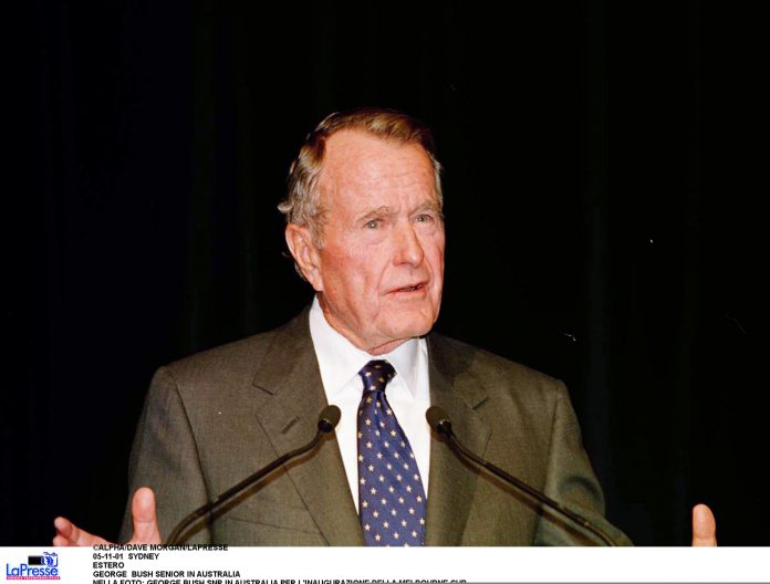 Bush senior morto a 94 anni