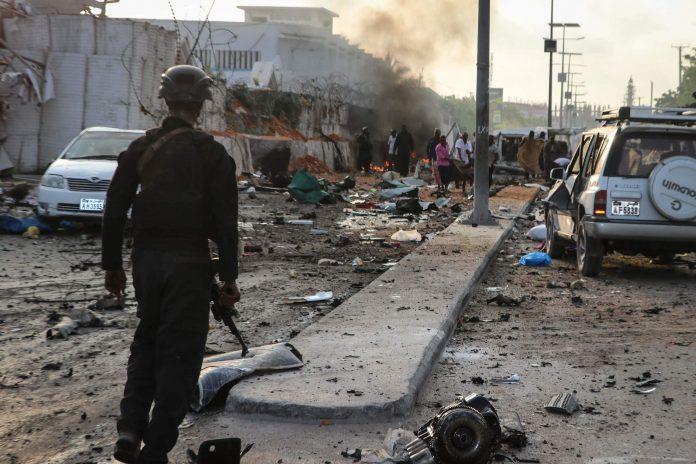 Mogadiscio autombombe
