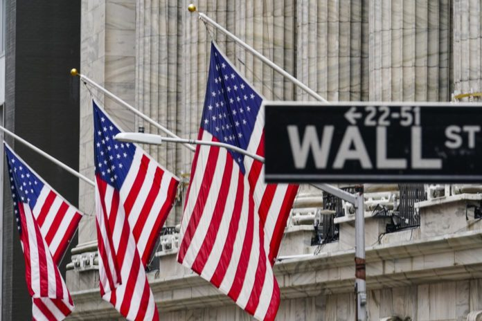 Wall Street (© LaPresse/AP 2021)